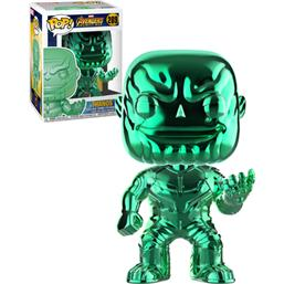 Thanos Green Chrome POP! Movies Vinyl Figur (#289)