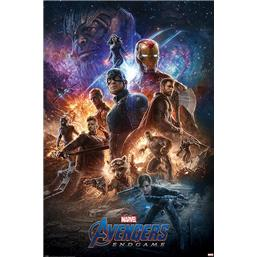 Avengers: Rise From the Ashes Plakat