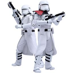 First Order Snowtroopers - Movie Masterpiece 1/6 Skala