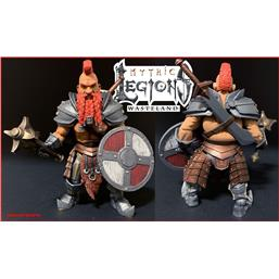 Mythic Legions: Torgun Redfin Actionfigur 15 cm