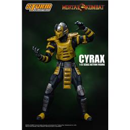 Mortal Kombat: Cyrax Action Figure 1/12 18 cm