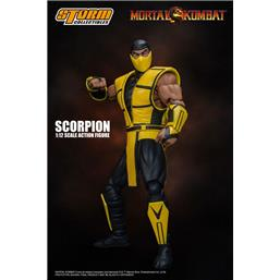 Mortal Kombat: Scorpion Action Figure 1/12 16 cm