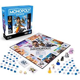 Overwatch Monopoly Game *English Version*