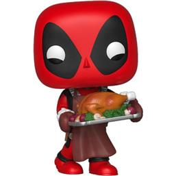 Deadpool Holiday POP! Marvel Vinyl Figur