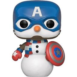 Captain America Holiday POP! Marvel Vinyl Figur