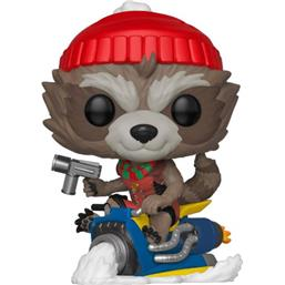 Rocket Raccoon Holiday POP! Marvel Vinyl Figur