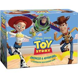 Toy Story: Obstacles & Adventures Deck-Building Card Game