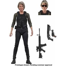 Sarah Connor Dark Fate Action Figure 18 cm