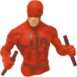 Daredevil Red Version Previews Exclusive Sparegris 15 cm