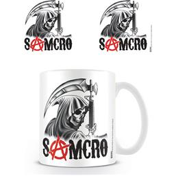 Sons Of Anarchy: Sons of Anarchy Samcro Reaper Krus