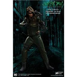 Green Arrow 2.0 Normal Version Real Master Series Action Figure 1/8 23 cm