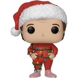 Santa w/Lights POP! Disney Vinyl Figur