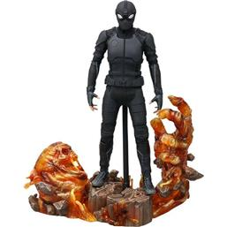 Spider-Man (Stealth Suit) Deluxe Version MM Action Figure 1/6 29 cm