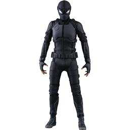 Spider-Man (Stealth Suit) Movie Masterpiece Action Figure 1/6 29 cm