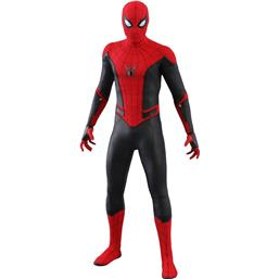 Spider-Man (Upgraded Suit) Movie Masterpiece Action Figure 1/6 29 cm
