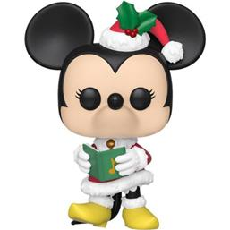 Minnie Mouse Holiday POP! Disney Vinyl Figur