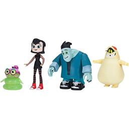 Hotel Transylvania: Ghoul Gang Action Figures 4-Pack 10 cm