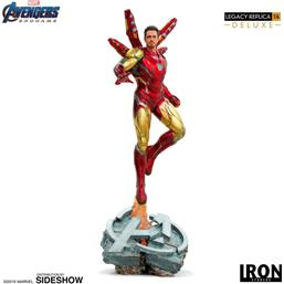 Iron Man Mark LXXXV Deluxe Version Legacy Replica Statue 1/4 84 cm