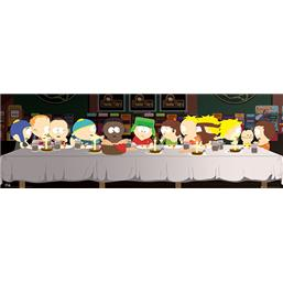 South Park: The Last Supper lang plakat
