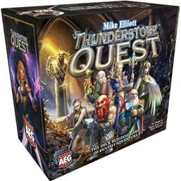 Diverse: Thunderstone Quest Card Game *English Version*