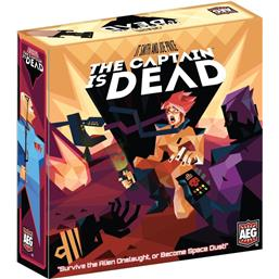 Diverse: The Captain is Dead Board Game *English Version*