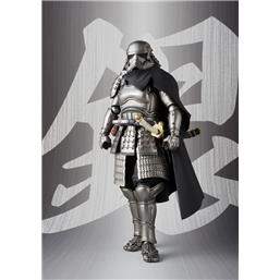 Star Wars: Ashigaru Taisho Captain Phasma Meisho Movie Realization Action Figure 18 cm