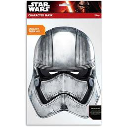 Star Wars: Captain Phasma Party Maske