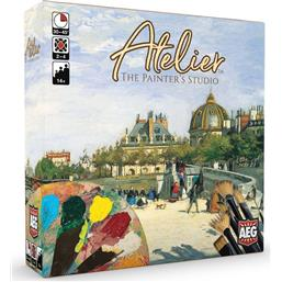 Diverse: Atelier Board Game *English Version*