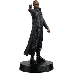 Nick Fury Marvel Movie Collection 1/16 14 cm