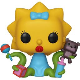 Simpsons: Alien Maggie POP! TV Vinyl Figur