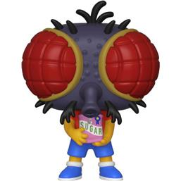 Simpsons: Fly Boy Bart POP! TV Vinyl Figur