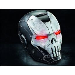 Punisher War Machine (Marvel Future Fight) Electronic Helmet