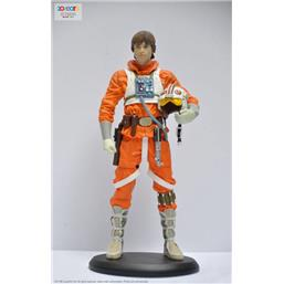 Luke Snowspeeder Pilot Elite Collection Statue 18 cm