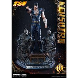 Kenshiro You Are Already Dead Ver. Statue 1/4 Deluxe 69 cm