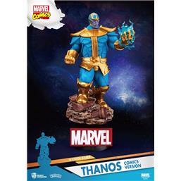 Thanos Comic Version D-Stage PVC Diorama 15 cm