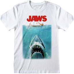 Jaws Film Plakat T-Shirt