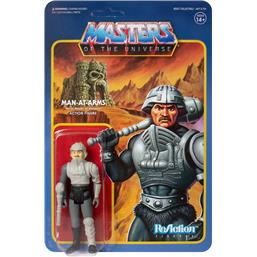 Man-At-Arms (Movie Accurate) ReAction Action Figure 10 cm