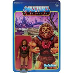Grizzlor ReAction Action Figure 10 cm