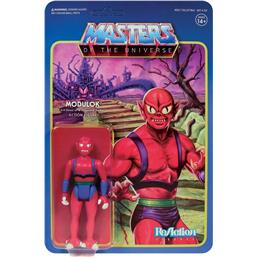 Masters of the Universe (MOTU): Modulok B ReAction Action Figure 10 cm