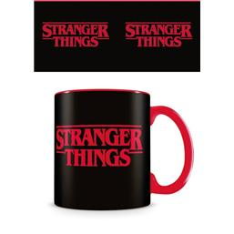 Stranger Things Logo Krus