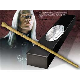 Harry Potter: Lucius Malfoy Tryllestav (Character-Edition)
