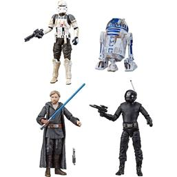Star Wars The Vintage Collection Action Figures 10 cm 2019 Wave 4 4-pack