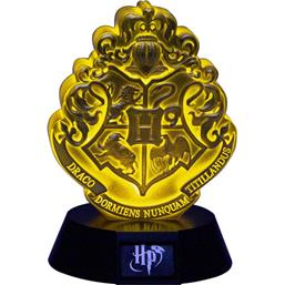 Harry Potter: Hogwarts Crest 3D Icon Lampe 11 cm