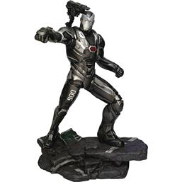 Avengers: War Machine PVC Statue 23 cm