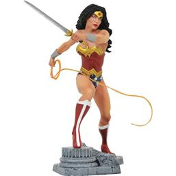 Wonder Woman Lasso Comic Statue 23 cm