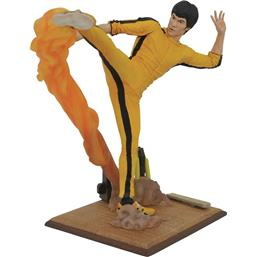 Bruce Lee Kicking Statue 25 cm