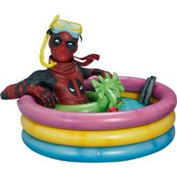 Deadpool in Kidppol Marvel Premium Format Statue 18 cm