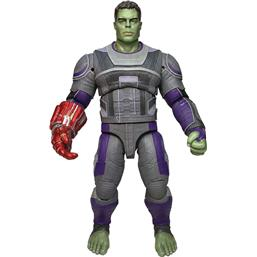 Avengers: Hulk Hero Suit Marvel Select Action Figure 23 cm