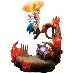 Sonic The Hedgehog: Sonic & Tails Statue 51 cm