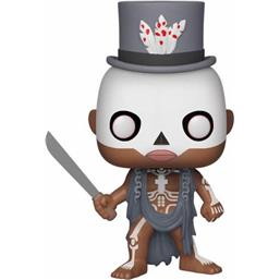 James Bond 007: Baron Samedi POP! Movies Vinyl Figur